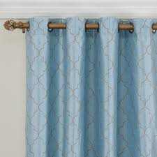 Curtains With Grommets Pattern by Grommet Curtains With Patterns Solid Grommet Curtains