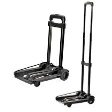 Luggage Hand Truck Folding Airport Luggage Hand Caportable Steel Foldable Happydeal Hd6711 Black Alinum Portable Cart Trolleys Officeworks Truck Carts Dolly Heavy Duty Wwhosale New Folding Hand Truck Cart Mini Seville Classics 150 Lbs Utility List Manufacturers Of 99 Trolley Buy Get Discount On The 10 Best Portable Trucks For Your Daily Needs Reviews Small Trucks Archives Behostinggcom