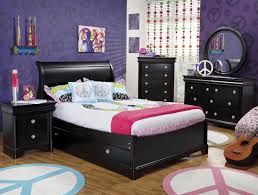 Black Dresser Pink Drawers by Holland House Petite Louis 2 Round Mirror With Black Wood Frame