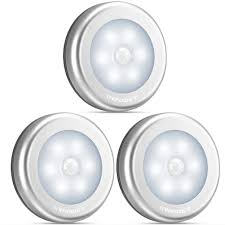 Motion Sensor Light Motion sensing Battery Powered LED