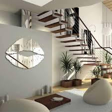 Mirrored Wall Decor Mirror Ideas Furnish Burnish Decoration Living Room Enchanting Small Mirrors