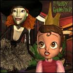 Scary Godmother Halloween Spooktacular Trailer by Mainframe U0027s Scary Godmother Haunts Cartoon Network Animation