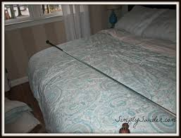 Curtain Rod Extender Diy by Tutorial How To Extend A Small Curtain Rod With Conduit Piping