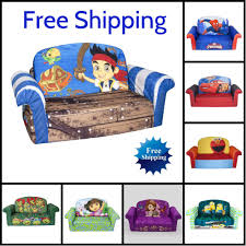 Minnie Mouse Flip Open Sofa Canada by Elmo Chair Muppets Sesame Street Ebay