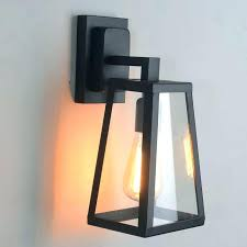 modern outdoor lighting fixtures details antique matte black