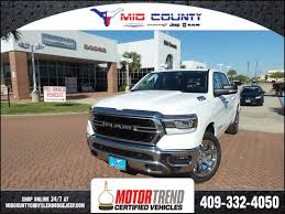 100 Motor Trend Truck Of The Year History Used Ram S For Sale In Port Arthur Near Lumberton TX