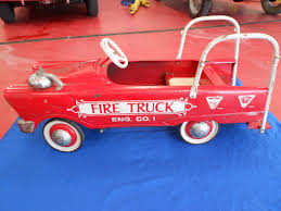 Vintage Stuff | BuffysCars.com | Page 3 Goki Vintage Fire Engine Ride On Pedal Truck Rrp 224 In Classic Metal Car Toy By Great Gizmos Sale Old Vintage 1955 Original Murray Jet Flow Fire Dept Truck Pedal Car Restoration C N Reproductions Inc Not Just For Kids Cars Could Fetch Thousands At Barrett Model T 1914 Firetruck Icm 24004 A Late 20th Century Buddy L Childs Hook And Ladder No9 Collectors Weekly Instep Red Walmartcom Stuff Buffyscarscom Page 2