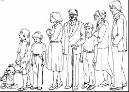 Superb Back To Coloring Pages Family With