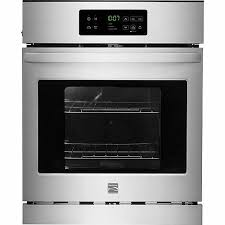 Kenmore 40283 24 Electric Wall Oven W Self Clean