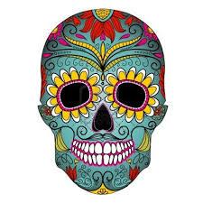 Caveira Mexicana Caraveras Dia De Los Muertos Frida