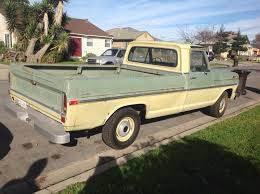 100 1970 Truck F100 Ford Custom Pickup Truck A True Classic And Restorers Dream