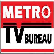 bureau metro metro tv bureau