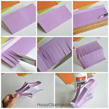 Easy Crafts For Kids With Paper Step By Ye Craft Ideas