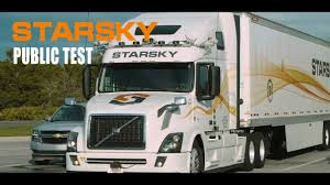 100 Old Semi Trucks Remote Control Trucks Could Help Solve Driver Shortage The