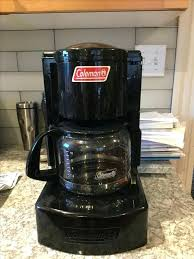 Coleman Coffee Maker Portable Propane