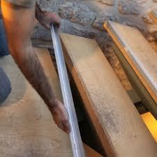 comment habiller les marches d un escalier en bois