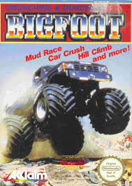 Bigfoot (Video Game 1990) - IMDb Bfootopenhouseiggkingmonstertruckrace29 Big Squid Rc Larry Swim Bigfoot 44 Inc Monster Truck Racing Team Amazoncom Foot King Of Crush Nintendo Wii Video Games Race Meteor And Mighty Police Party Guinness World Records Longest Ramp Jump Bigfoot Monster Truck Racing Crashes Zombie Returning To Motorama At Ams Sports News Stock Photos Traxxas Review Car And