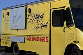 100 East Coast Truck Wicked Good Grinders Comin To The Pony Pahkin Lot Tomorrow Eater