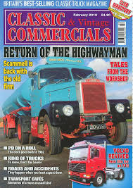 CLASSIC COMMERCIALS MAGAZINE 2/12 Feat. Highwayman, AEC Mk.V, Saurer ... Big Rig Hire Uk American Truck Blog Gallery Custom Auto Interiors Classic Trucks Magazine Fresh 1002 Lrmp 01 O 1939 Gmc Truck Front 1 Classic Truck Magazine Winter 2012 220 Pclick Old Chevy Models Awesome Word Magazine Feb 2018 Daf 95series Revamp F16 Truckfest Vintage Commercials April 2010 Dodge Commandoatkinson Pics Photos Daytona Turkey Run Event 1933 Dodge Hemi Modeler Celebrates Its First Year Of Rokold 2800 And Fridge Combination Flickr