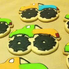 100 Monster Truck Cookies Maritimecookiecompany Hash Tags Deskgram