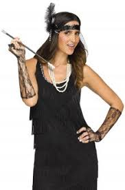 1920s Fab Flapper Costume Kit
