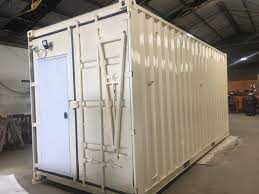 100 Storage Container Conversions Shipping Mobile Gymnasium ANL S