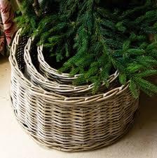 Krinner Christmas Tree Stand Medium by Willow Christmas Tree Skirt By Ella James Notonthehighstreet Com