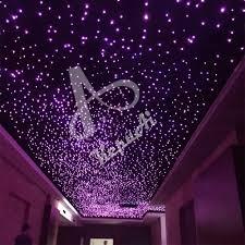 Fiber Optic Ceiling Lamp by Decorative Color Changeable Led Fiber Optic Light Sky Star Ceiling