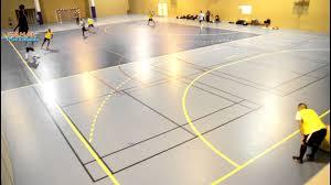 technique de foot en salle 3x2 et 3x3 exercice de futsal replis défensif