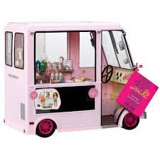 100 Ice Cream Truck Number Amazoncom Our Generation Pink Toys Games