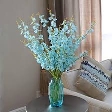 wwdh kunstblumen orchideen blumen dekorative blumen