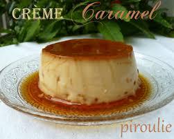 recette avec des oeufs dessert crème caramel de hermé pâtisseries et gourmandises