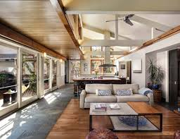 100 California Contemporary Homes LEED Platinum Contemporary Ranch House In Northern Best