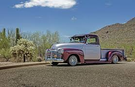 100 Tres Truck 1952 Chevrolet 3100 Generations Chevy