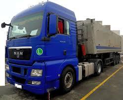 EUR5 Tractor MAN Hydr. +retarder CZECHMAT.CZ