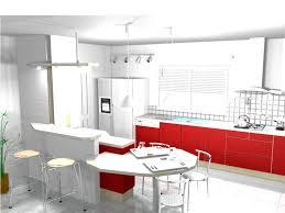 cuisine am駭ag馥 ilot central salon cuisine am駻icaine 100 images am駭agement petit espace