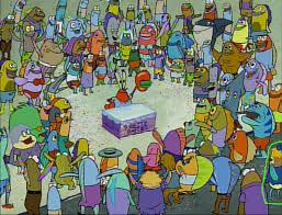 That Sinking Feeling Spongebob Full Episode by Patty Hype Encyclopedia Spongebobia Fandom Powered By Wikia