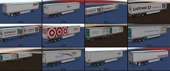 SiSL's Trailer Pack USA V1.1 ATS - American Truck Simulator Mod ... Safeway Prostars All Lined Up Intertional Pro Flickr Diecast Replica Of Stores Volvo Dcp 33317 Jason Thomas Truck Pictures Driving Jobs Washington Best Image Kusaboshicom Golden Pacific School 141 N Chester Ave Bakersfield Michael Cereghino Avsfan118s Most Teresting Photos Picssr Truckin Alberta Hwy 2 Rest Area Pt 4 Schools In Denver Warehouse And Grocery Safeways California Us Fleet Goes Green Business Wire Vnl300 Daycab With Brand New Reefer