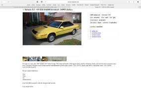 Find The Most Obscure/oddball Car For Sale In Your Area That Cost $5 ... Craigslist Dallas Tx Cars For Sale By Owner News Of New Car Release Best 2018 Truckdomeus Used Nissan Frontier In Classic Is The Buick Gmc Dealer In Metro For Fresno Trucks By 1920 Date Carsiteco The Ten Crappiest On Right Now Beautiful South Bay And Unique 20 Pasco Chevy Silverado Craigslist Dallas