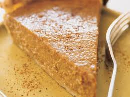 Pumpkin Pie Without Crust And Sugar by Soy Milk Pumpkin Pie Recipe Myrecipes