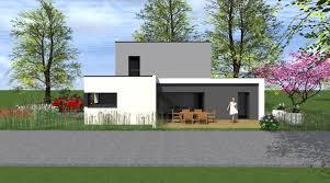 maison en cube moderne photo collection construction maison cube toit