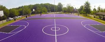 How To Paint An Outdoor Basketball Court Diy E2 80 93 Amy Ruth ... 6 Reasons To Install A Backyard Basketball Court Synlawn Yard Voeyball Dimension 2017 2018 Car Review Best Outdoor Dimeions Fniture Design Plans Wiring View Systems And Gallery Cba Sports Half Picture On Cool Spalding Arena Hoop Sport Experienced Courtbuilders Indoor Athletic Flooring Cstruction In Portable Goals