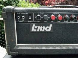Vintage KMD GV100SD and 4x12 Plessey Perfection