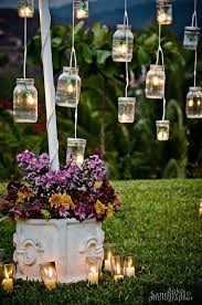 Stunning Outdoor Wedding Decoration Ideas Gallery Vintage Mason Jars Decor Deer