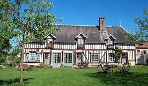 chambre d hote en normandie maison d hôtes à vendre en normandie le pin calvados ère