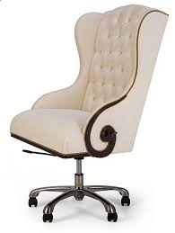 pretty white office chair best computer chairs for office and