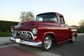 100 Chevy Stepside Truck For Sale 1957 Pickup LS Powered DP DP