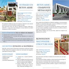 bureau d études béton armé bureau d études techniques économiques de la construction sigma