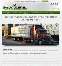 Trans International Trucking & Distribution Competitors, Revenue And ... Navistar Cuts Losses Promises Revamped Truck Lineup By End Of 2018 Untamed Innovation Tour Truck Coinental Intertional Lonestar Trucking Show T Shirt Funny Unisex Tee Ti Best Nz Stop High And Mighty Trucks Mechanic Traing Program Uti Logistic Banner Template Symbol Logistics Stock Vector Built Pinterest Harvester All Things Haulers Pink Group Official On Twitter Called For Trucking 2016 Big Rigs Mack Kenworth White