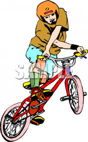 Bicycle Clip Art Image